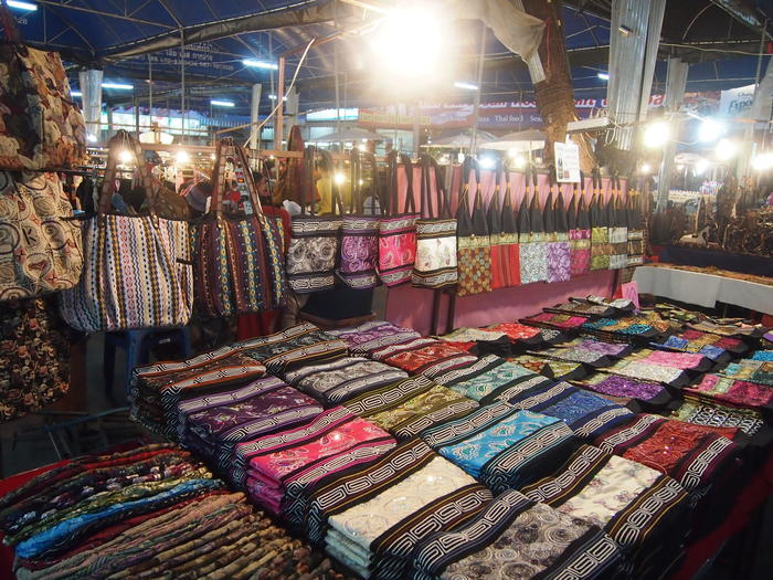 Night Bazzar Scarf yuyu sales