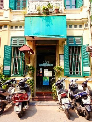 Hanoi Sorcial Club   entrance.jpg