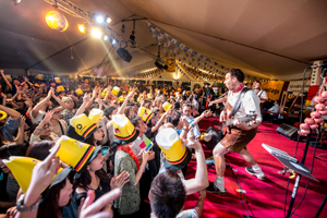 004 The band wears original Oberkrainer clothes and sings traditional tunes and hearty folk music, making the beer festival a memorable one.jpg