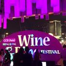 Wine and Dine Festivalでワインの世界旅行!