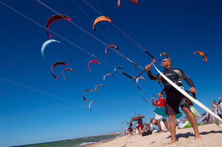 Catch the wind on the coast of the Baltic sea.jpg