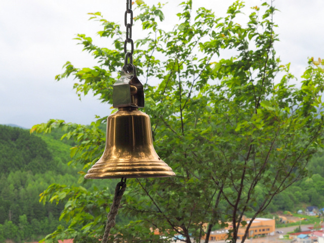 Bell for Happiness