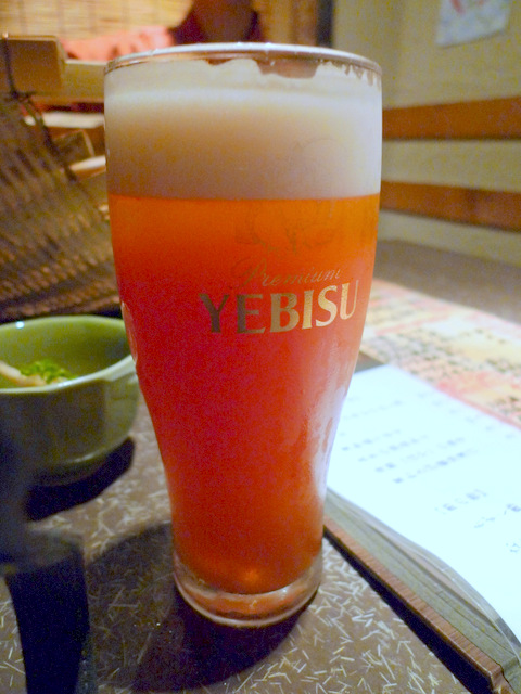 Red Eye with Home-Grown Tomato Juice