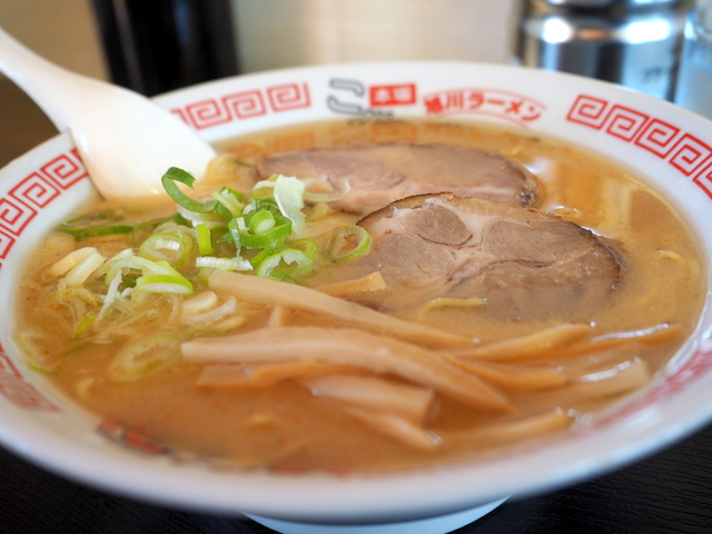 Miso - soybeans paste - Ramen