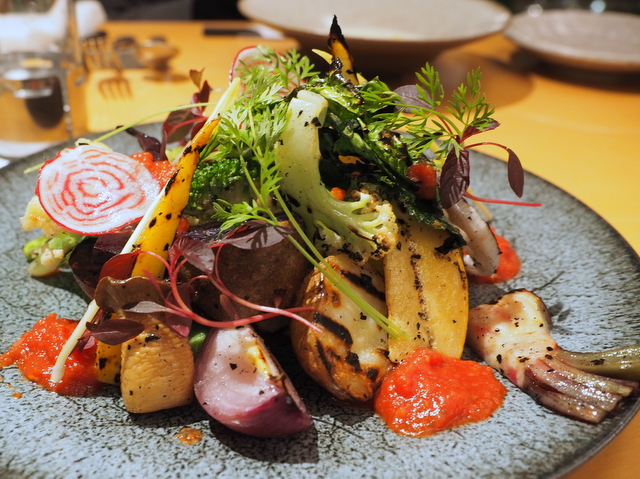 "LACTO: ""Raclette ""Terra Mater"" From Tokachi, Shintoku Raclette and well-assorted fresh vegetables"""