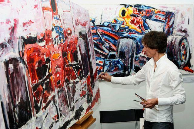 World Famous Speed Painter Armin Flossdorf of F1 ARTS.jpg
